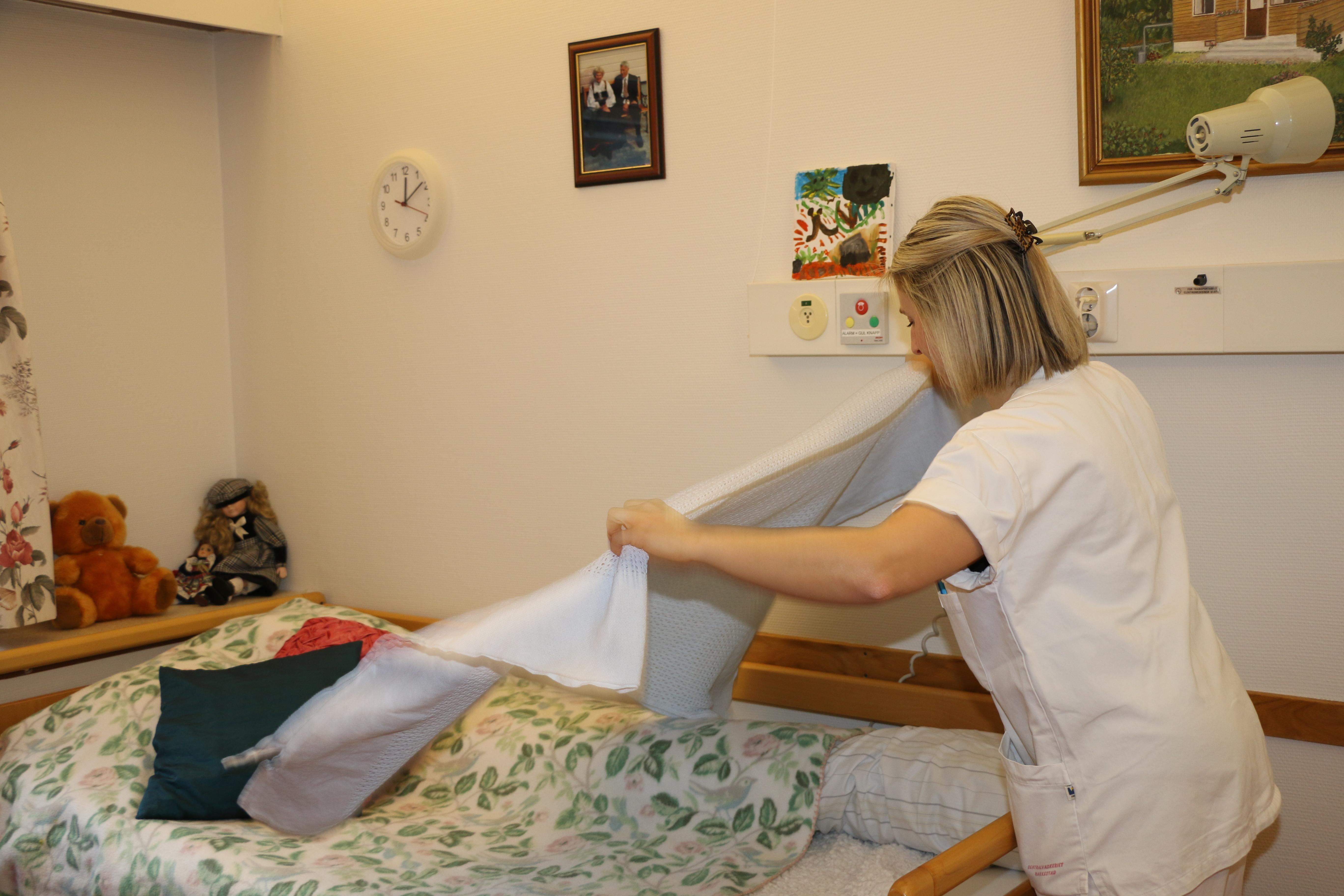 Ergonomiske Hjelpemidler Helsefagarbeider
