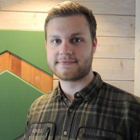 Skog- og utmarkskonsulent Maximilian M. Zimmermann