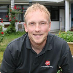 Odd Olav Kvasnes er miljøarbeider i rusomsorgen.
