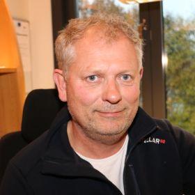 Portrettfoto av takstmann Thor Johansen.