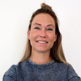 Utstillingsdesigner Silje Blix Mortensen – portrett