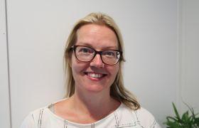 Portrett av karriereveileder Trine Elise Rødal Portrett