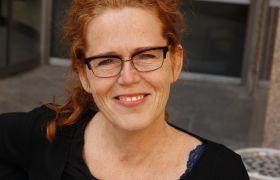 Portrettbilde av Linda Marie Rustad, direktør og ansvarlig redaktør for Kilden kjønnsforskning.no