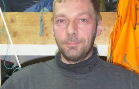 Portrettbilde av dekksmann Christian Möller.