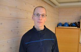 Portrett av fagoperatør Jon Inge Stuevoll