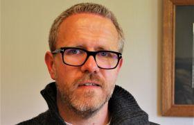 Portrett av Skogbrukssjef i Moss kommune Harald Urstad