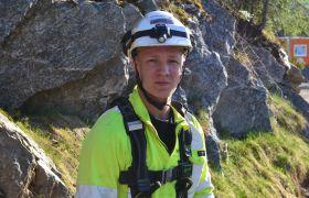 Ole Martin Nordahl er energimontør.