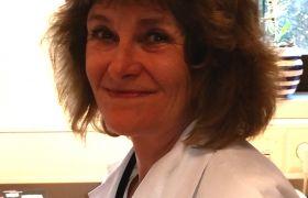 Portrettbilde av onkolog Ingvil Mjaaland.