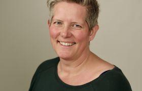 Portrettfoto av fotograf Hege Mathisen