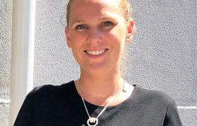 Resepsjonist Mette Stiansen