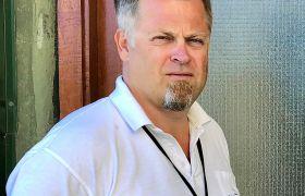 Havnesjef Karl Oskar Jørgensen