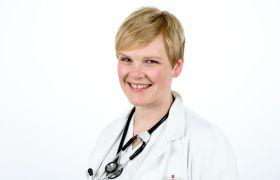 Idun Bakke Bø er hematolog og jobber med blodsykdommer.