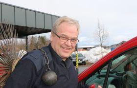 Jan Espeseth er feiermester.
