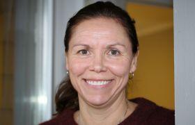 Portrettfoto av Gry Hjørnevik Hamnes.