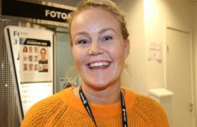 Portrettbilde Line Sønsteby