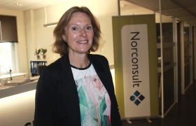 Sivilingeniør Mona Ågnes i Norconsult