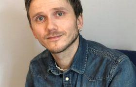 Portrett av kommunikasjonsrådgiver Pål Vikesland