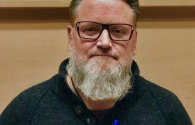 Portrett av lystekniker Kåre Ivar Skjørestad