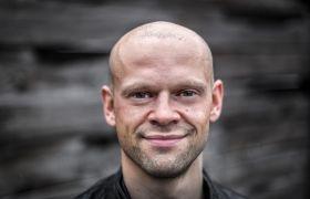 Reindriftsutøver Mats Pavall bor på Fauske i Nordland.