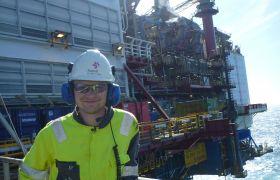 Kristian Skjerve — petroleumsingeniør