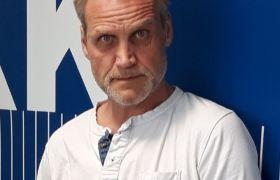 Portrett av profileringsdesigner Jarle Myrvold