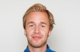 Idrettstrenar Gaute Schei hjå Viking FK