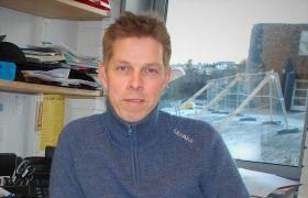 Undervisningsinspektør Torbjørn Vassli er en del av ledelsen ved skolen han jobber.