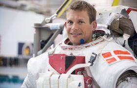 Astronaut Andreas Mogensen