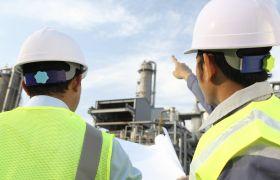 Petroleumsingeniør i arbeid