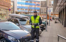 Trafikkbetjent (parkering)