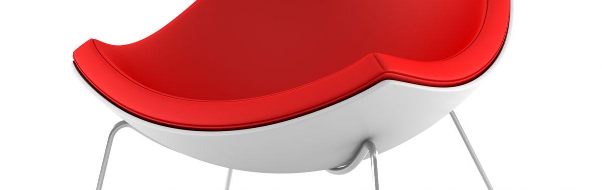 Illustrasjonsbilde av et designmøbel.