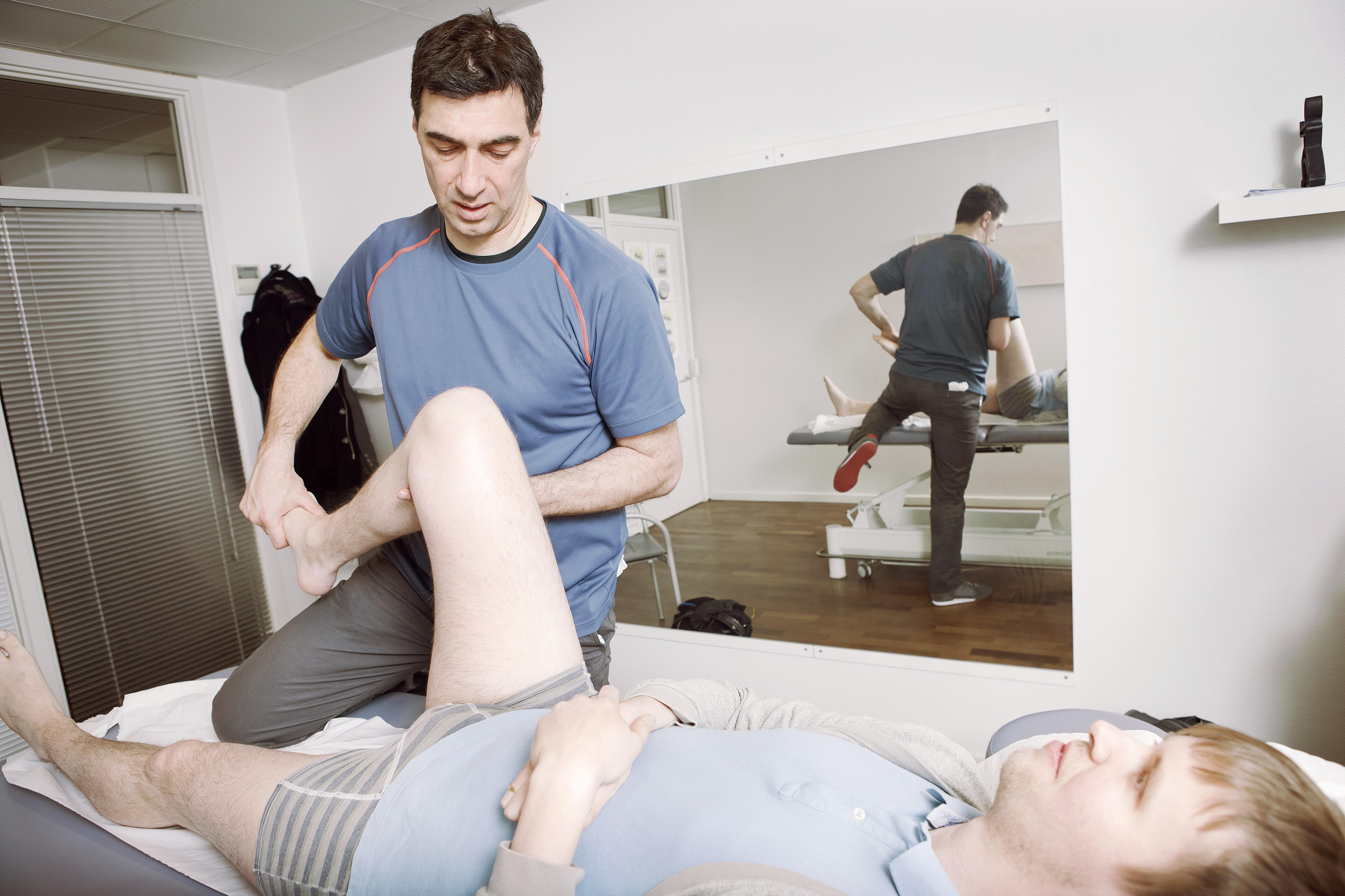 fysioterapeuter med driftsavtale oslo