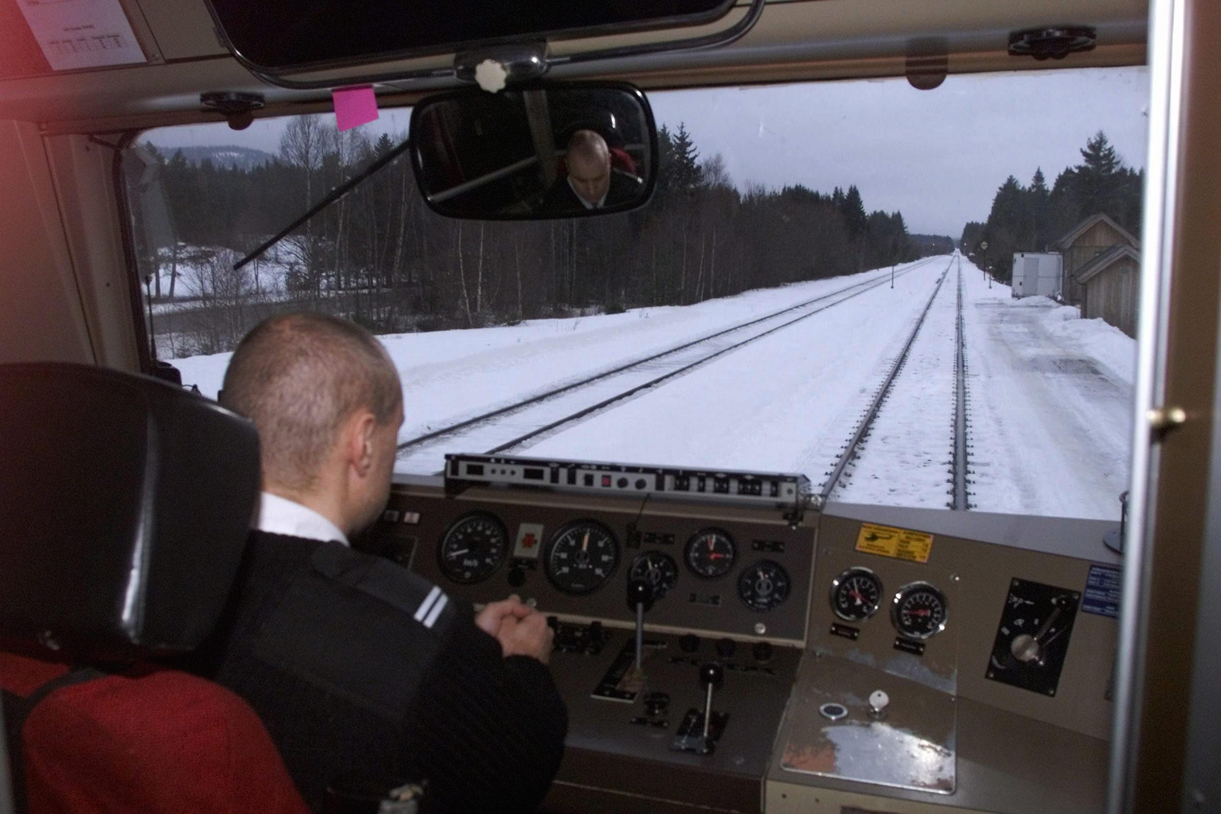 Lokomotivfører krav